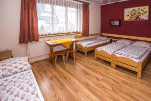 Komfortowe pokoje